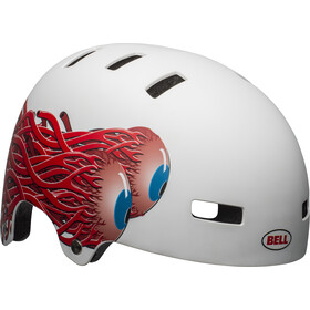 Bell Local Casco, matte white eyes